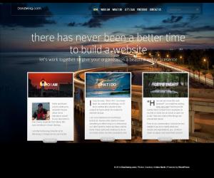 DanZwerg.com - Web Design