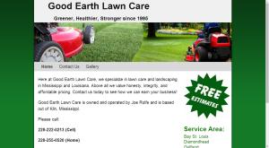 Good Earth Lawncare